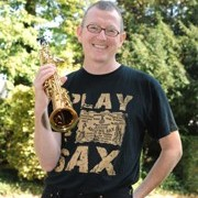 Saxophone tutor in Leicester