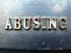 abusing
