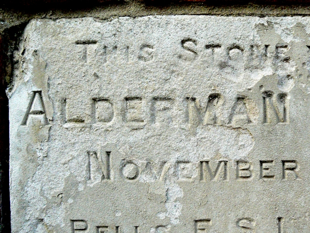 alderman