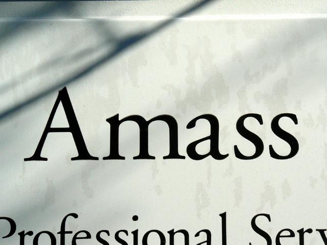 amass
