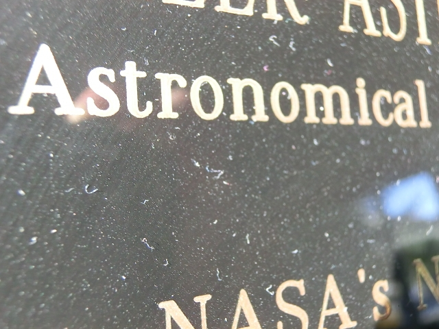 astronomical