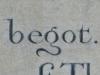 begot