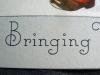 bringing