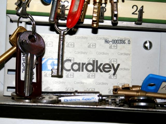 cardkey