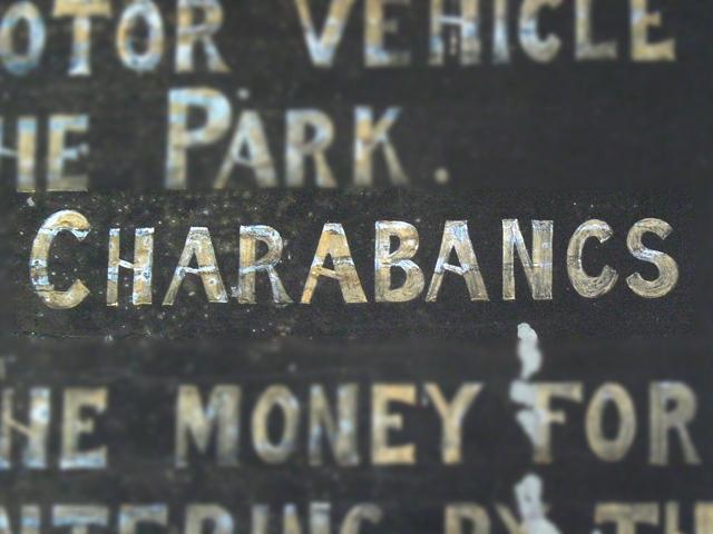 charabancs