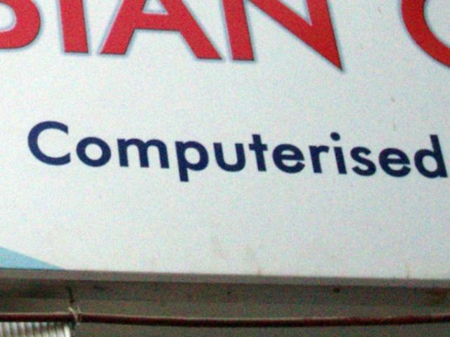 computerised