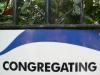 congregating