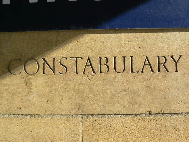 constabulary