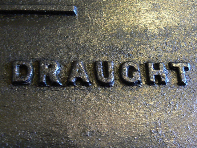 draught