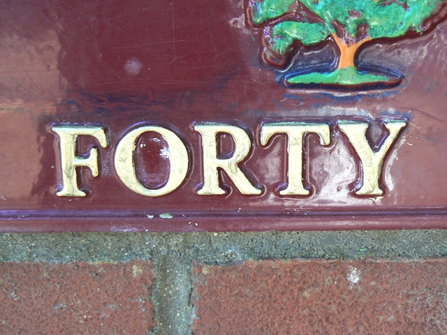 forty