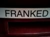 franked