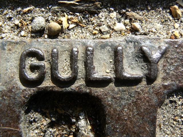 gully