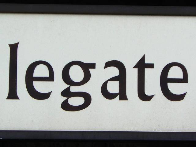 legate