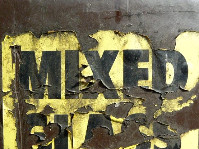 mixed