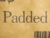 padded