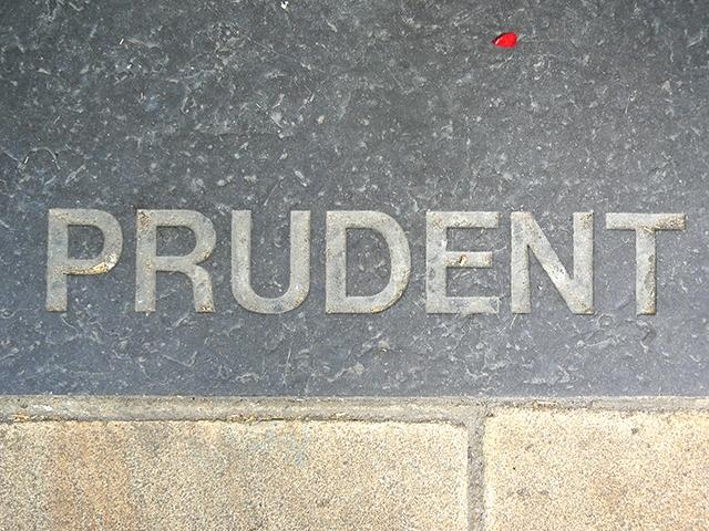 prudent