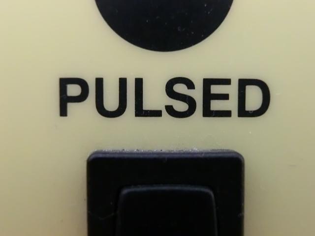 pulsed