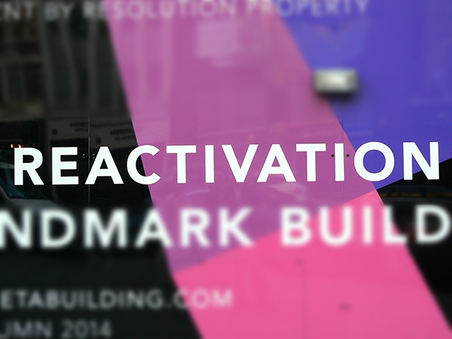 reactivation