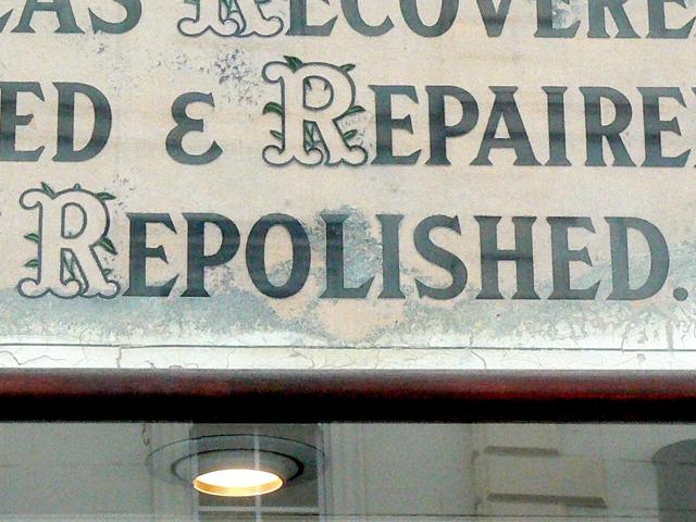 repolished