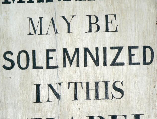 solemnized