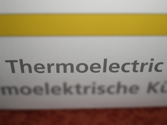 thermoelectric