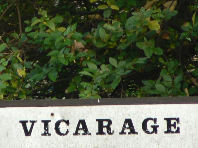 vicarage