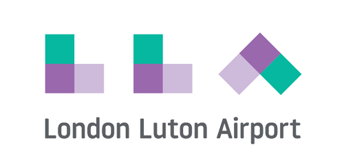 London Luton logo