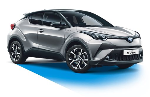 Toyota C-HR Hybrid Used Car Offer