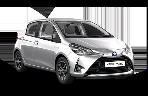 Yaris Hybrid Icon Tech Latest Offers | Toyota UK