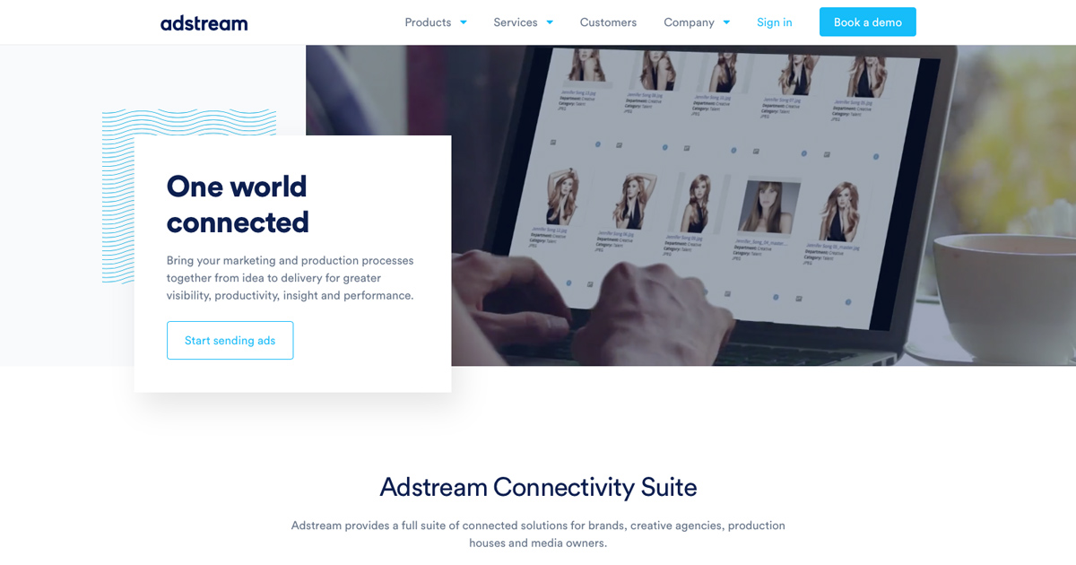 Adstream | Ad Delivery & Digital Asset Management Software