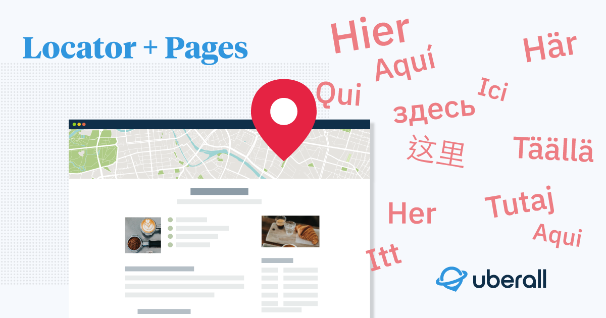 Store Locator and Location Pages in 14 languages