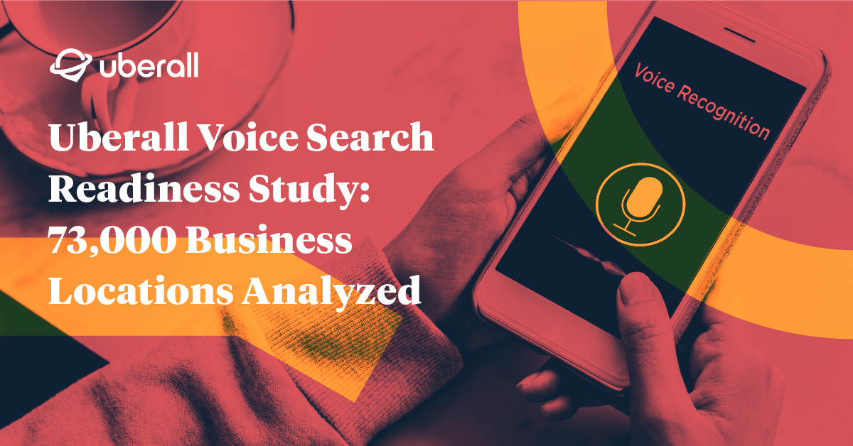 Voice Search Readiness Study blog