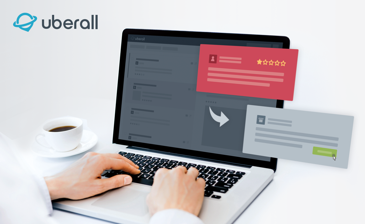 uberall blog image - review management