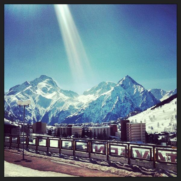 Transfer till Les Deux Alpes