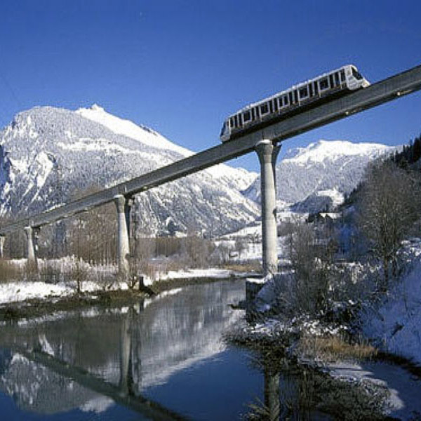 Transfer till Bourg-Saint-Maurice