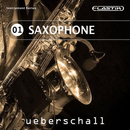 ueberschall liquid saxophone