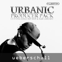 ueberschall com | Urbanic Producer Pack - Cutting Edge Hip