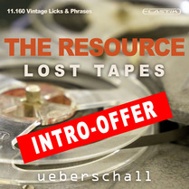 The Resource - Lost Tapes