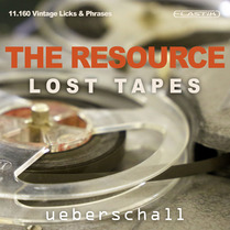 The Resource - Lost Tapes released!