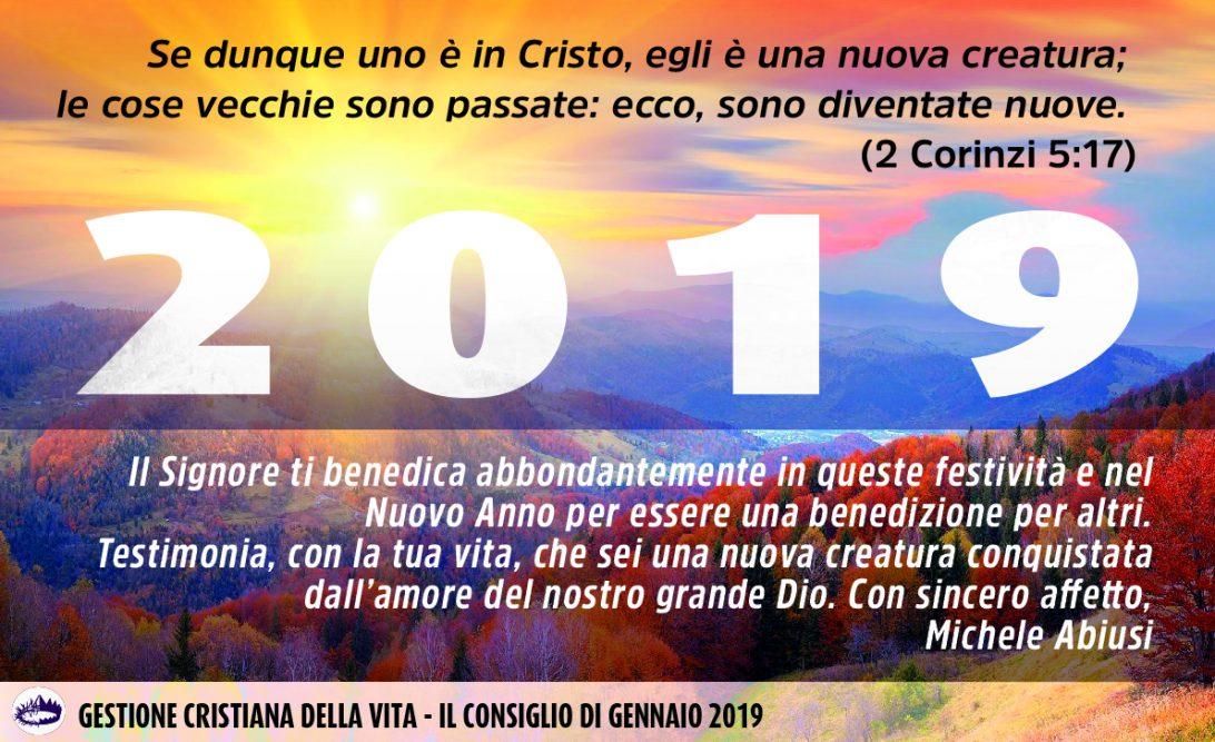 Il Consiglio Di Gennaio 2019 Ministeri Per La Gestione