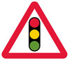 Traffic signals ahead