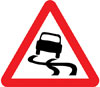 Slippery road ahead