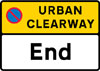 End of restriction on stopping