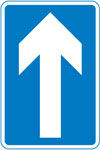One-way traffic