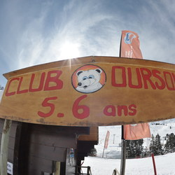 Club Ourson fisheye