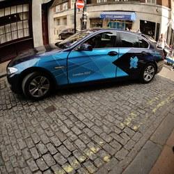Olympics BMW