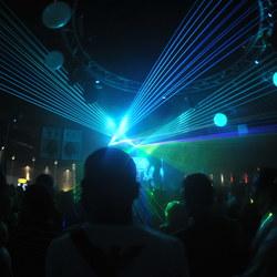 Dance laser