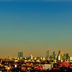 Across London