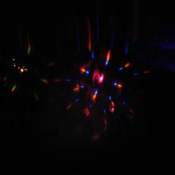 Firework spatter