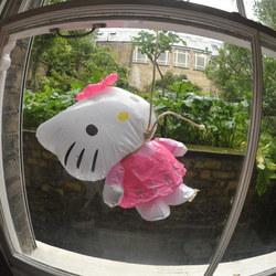 Bye bye Hello Kitty...